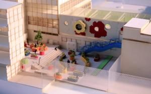 PS7 Courtyard Model